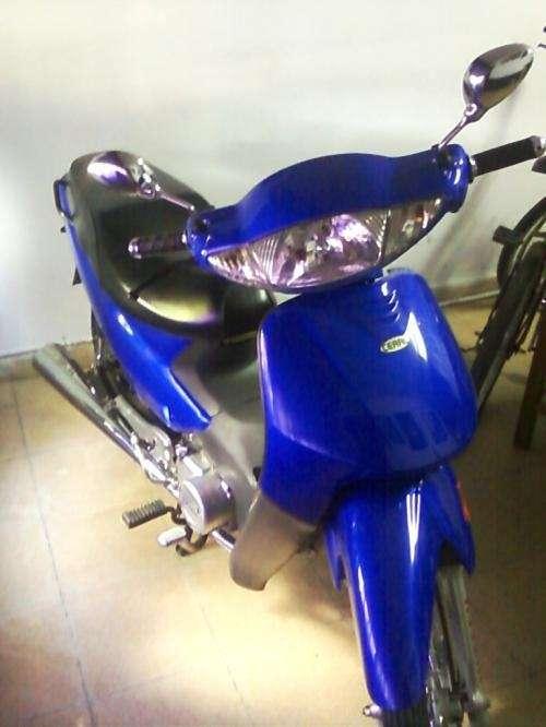 Vendo moto cerro bix c110
