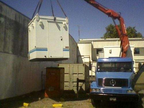 Fotos de Alquiler de camiones con hidrogruas 2