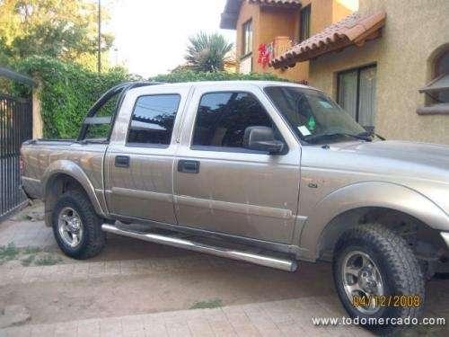 Ford ranger mod 2007 3.0 d 70.000$ color champagne