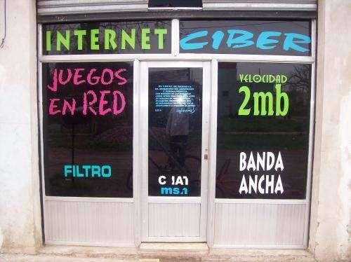 Vendo ciber completo