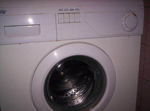 Vendo lavarropas candy carga frontal