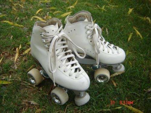 Vendo patines de libre risport roll-line giotto num 33