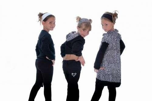 Mayoristas exclusiva ropa para nenas