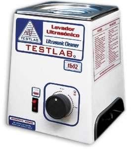 Lavador ultrasonico estandar testlab serie tb