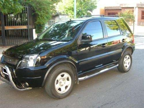 Ford ecosport 1.6 xls negra impecable