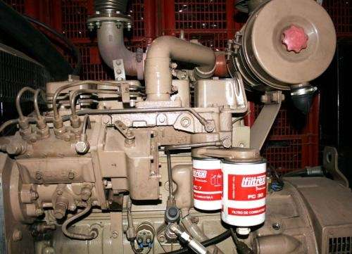 Grupo electrogeno diesel