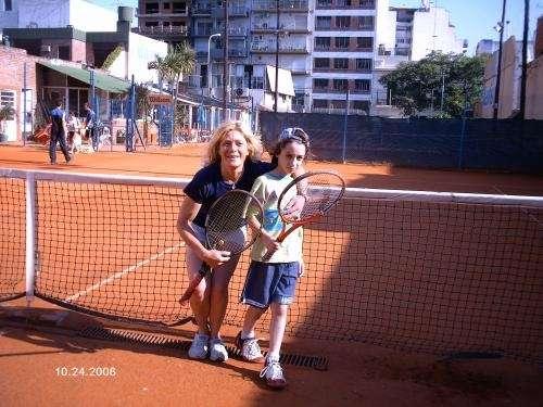 Escuela de tenis para chicos academia tercerset