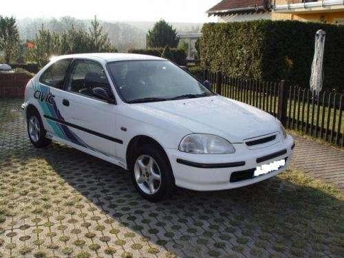 Honda civic 1997 1.4i