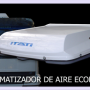 Climatizador Aire ITATI Control Remoto