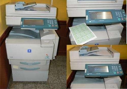 Fotocopiadora laser color konica minolta cf 2002