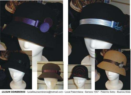 Sombreros venta por mayor y menor en Capital Federal - Ropa y ... 869bb7b7d1d