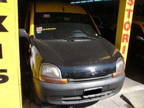 Renault kangoo 2005 diesel aire y dirección con licencia remato primer oferta!!