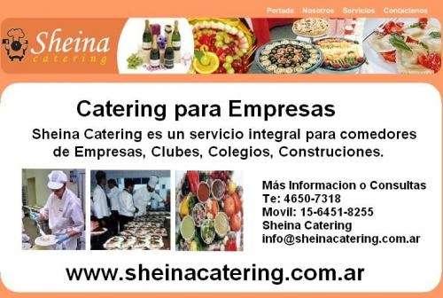 Servicio comedor para empresas zona oeste te:4650-7318 en ...