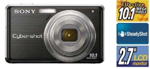 Camaras digitales sony