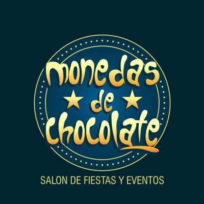 Salon de eventos monedas de chocolate