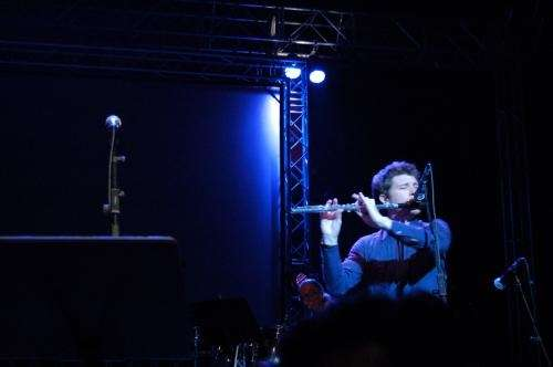 Clases de flauta traversa y saxo