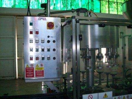 Envasadoras para liquidos, agua, vino, jugo, aceite