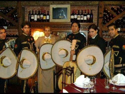 "Mariachi argentina ""aguilas de america"" 46483883"