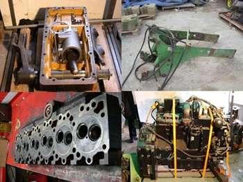 Fotos de Venta de repuestos agricolas tractornewman 4