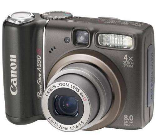 Camara digital canon a590 8mp