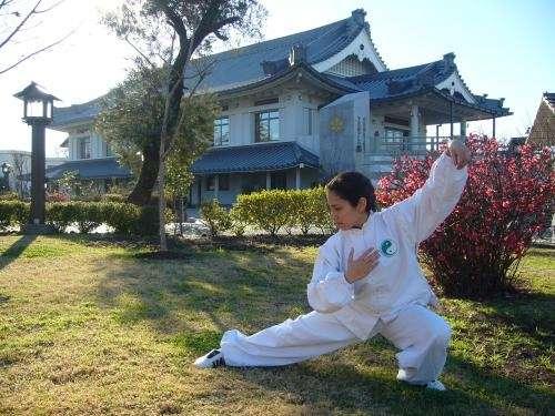 Clases de tai chi - chi kung