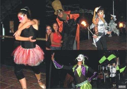 Shows para fiestas y eventos