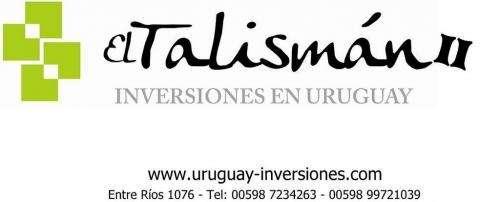 Vendo campo agrícola en uruguay