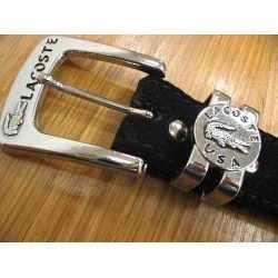 Pack de dos cinturones lacoste hombre cuero en Capital Federal ... 4b46c8f55f23