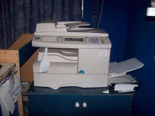 Vendo fotocopiadora ricoh ac 204 casi nueva !!impecable