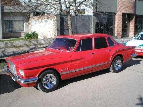Valiant ii, modelo 62, impecable!!