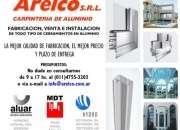 Ventanas de Aluminio, Puertas de Aluminio, Carpinteria Integral de Aluminio