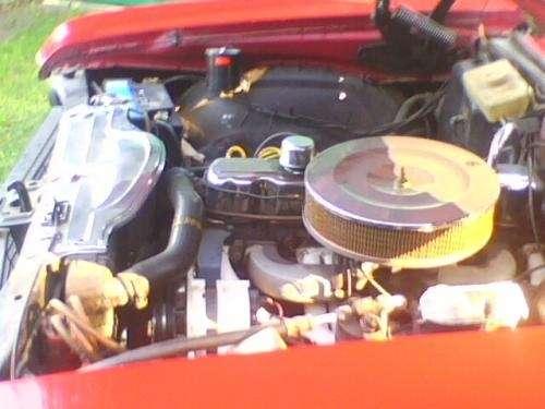 Fotos de Coupe chevy ss mod73 exelente estado 4