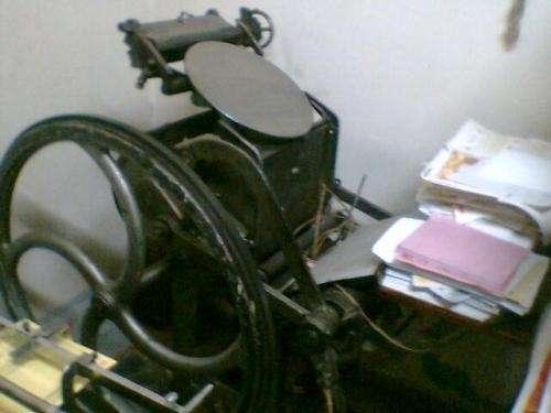 Fotos de Vendo maquinas para imprenta: hamada, fuji, minerva 3