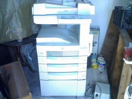 Fotocopiadora minolta di-250 laser digitl full