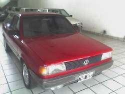 Vw gol diesel full 1993 rojo