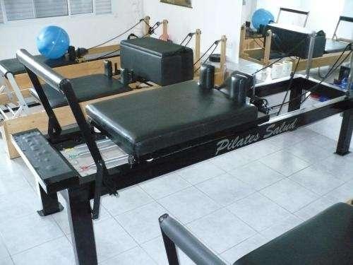 Pilates salud & fitness- los polvorines/villa de mayo - 4456-0612 nuevas tecnicas de entrenamiento