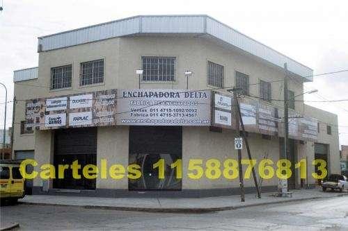 Carteles de obra - 1158876813