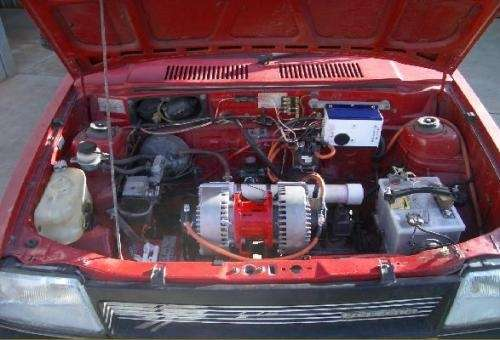 Autos electricos, coches a baterias, oportunidad.