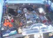 MOTOR NISSAN LD28 6 CILINDROS GASOIL Y CAJA 5 ta
