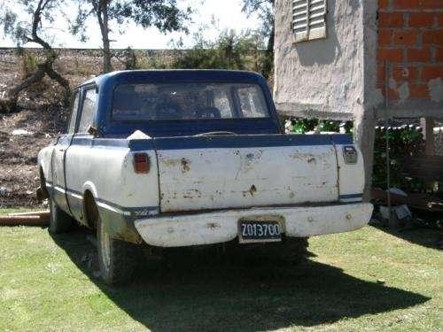 Chevrolet doble cabina