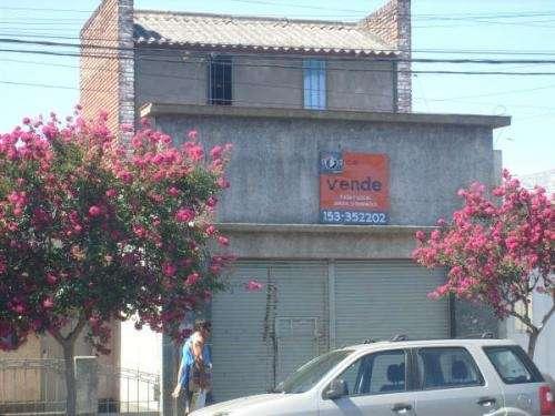 Casa 2 dormitorios y local en rosario