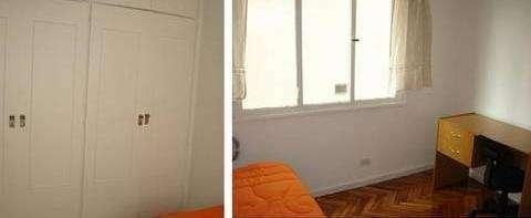 Palermo alquiler departamento temporario 3 ambientes mario bravo al 1100 ? palermo