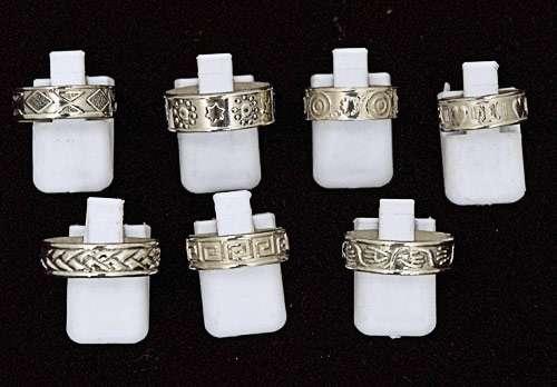 Vendo anillos, pulseras, colgantes, cuchillos en plateria criolla