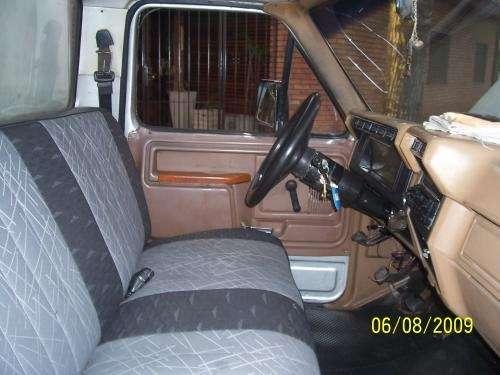 Fotos de Vendo f100 con furgon y equipo de frio 01161563408 3