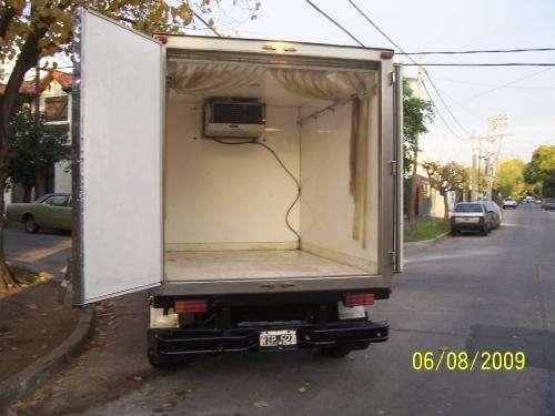 Fotos de Vendo f100 con furgon y equipo de frio 01161563408 2