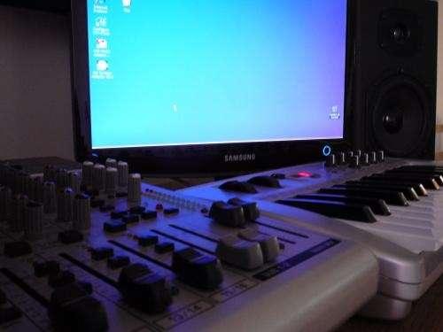 Curso de musica electronica a distancia
