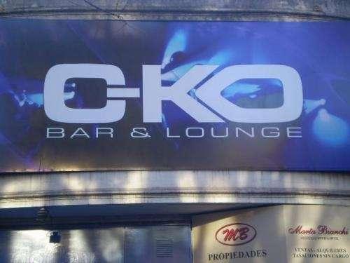 C-ko bar para eventos y cumpleaños en palermo hollywood - alquiler de cko bar