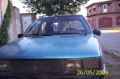 Renault 11, mod.88, gnc, titular, papeles al dia