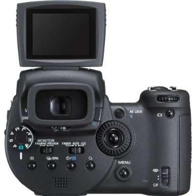 Camara digital sony cybershot dsc-r1 de 10.3 mpx con flash hvl-f32x
