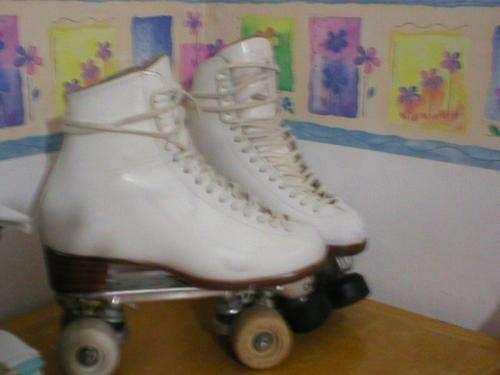Vendo patines n° 40 usados excelente estado